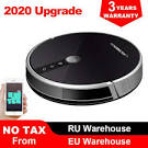 US $194.92 56% Off | <b>LIECTROUX C30B Robot Vacuum</b> Cleaner ...