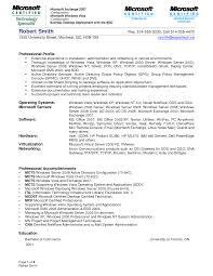 doc 12751650 wintel administrator resume bzbh bizdoska com now