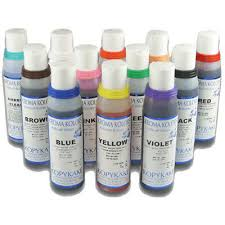 Kroma Kolors Airbrush <b>Colors</b> 4 oz. <b>Set</b> - <b>11 Colors</b> plus 1 Airbrush ...