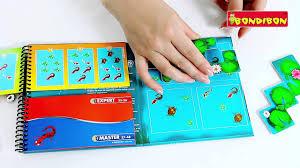 <b>Магнитная игра BONDIBON</b> Smart Games - ПОДВОДНЫЙ МИР ...