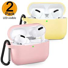 Shockproof Protective <b>Silicone Skin</b> Case Cover HUMENN <b>AirPods</b> ...