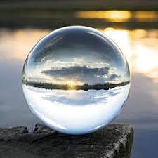 Amazon.com: Photography Crystal Ball Snow <b>Globe</b>, <b>K9</b> 80mm ...