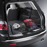 <b>Сетка в багажник</b> автомобиля эластичная, на липучках • Автосеть