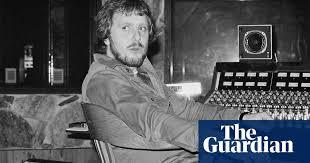 Martin Birch, producer for <b>Iron Maiden</b>, Black Sabbath and more ...