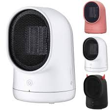 <b>Mini Electric</b> Fan <b>Heater Wall</b> Timing Stove Radiator Desktop Winter ...