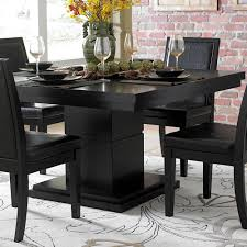 Tall Dining Room Sets Creative Round Dining Room Tables Table Black Listed In Black