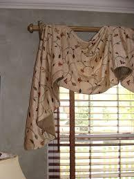 window valance idea home roundkitchen window treatments valances home round window treatme