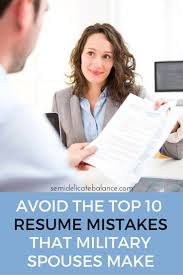 Top Ten Resume Mistakes  resume mistakes common resume blunders     Pinterest Part     Resume Details