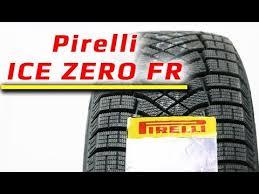 <b>Pirelli Ice Zero</b> FR 03 - YouTube