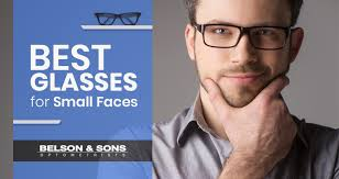 Best Glasses for <b>Small Faces</b> | Oval, Round, Rectangle, Heart Shaped
