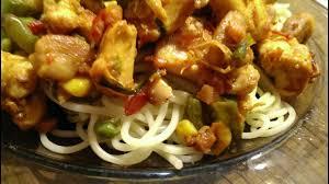 Рецепт <b>блюда</b> из курицы. Вкусная курица с овощами. - YouTube