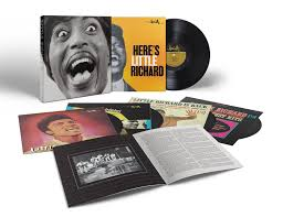 <b>Mono</b> Box - Complete Speciality & Vee-Jay Albums av <b>Little Richard</b> ...