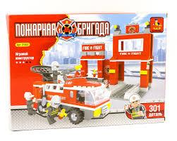 Купить <b>Ausini Пожарная бригада</b> 21602 в кредит в Алматы ...