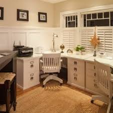 exquisite conventional home office design with white desk alluring person home office design