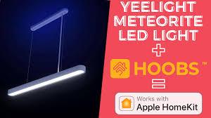 <b>Yeelight Meteorite LED YLDL01YL</b> Full Control in Apple HomeKit ...