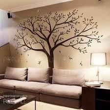 <b>Big Tree</b> Vinyl Wall Decal Nature Art Sticker T45 | New house ideas ...