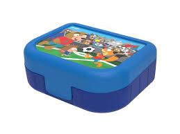 <b>Ланчбокс Rotho Memory</b> Kids 1 л синий купить в детском ...
