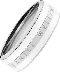 <b>Кольца Daniel Wellington Classic</b>-<b>Ring</b>-Satin-White-S | www.gt-a.ru