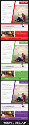business marketing flyer psd template on behance