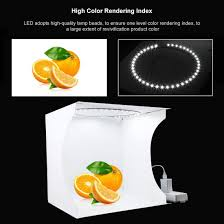 Electronics <b>PULUZ 20cm</b> Photo Studio Light Box <b>Folding</b> ...
