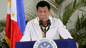 president rodrigo duterte picked the wrong week to president rodrigo duterte delivers his pre departure message before leaving for the association