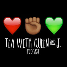 Tea with Queen and J.