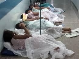 Resultado de imagem para condições precárias hospitais