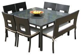 person dining room table foter: square dining tables for  vidrian