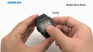 Microwear <b>X12 Smart Watch</b> Heart Rate Blood Pressure Blood ...