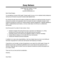 best shift leader trainee cover letter examples livecareer edit