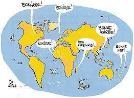 Resultado de imagen para la francophonie dans le monde