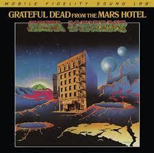 <b>Grateful Dead - From</b> the Mars Hotel 180g 45RPM 2LP