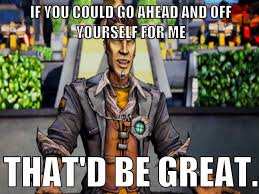 Anyone else feel like Pre Sequel is underrated? - Telltale Community via Relatably.com
