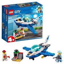 Купить Конструктор <b>LEGO City</b> 60206 <b>Воздушная</b> полиция ...