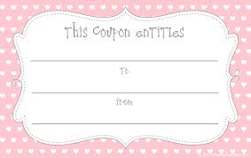 template love gift certificate template love gift certificate template medium size