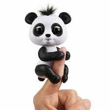 <b>Интерактивная игрушка Fingerlings Панда</b> Дрю 12 см 3564 ...