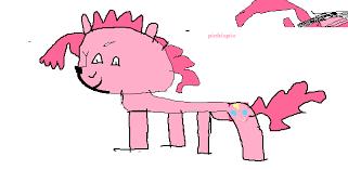 A Horribly Drawn Pinkie Pie by Chottapride on DeviantART | Dolan ... via Relatably.com