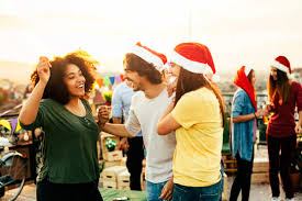 holiday office party etiquette tips reader s digest mix and mingle
