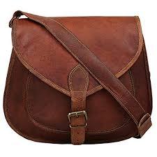 Shakun Leather Handmade Womens Vintage ... - Amazon.com