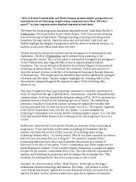essays on frankenstein hsc blade runner amp frankenstein essay frankenstein intertextuality hsc blade runner frankenstein essay vtloans us worksheet