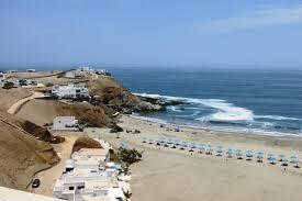 Resultado de imagen para playa cerro azul cañete peru