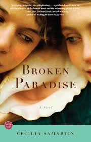 broken paradise a novel cecilia samartin amazon broken paradise a novel cecilia samartin 9781416550396 com books