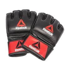 Тренировочные <b>перчатки REEBOK MMA</b> Glove для MMA — отзывы
