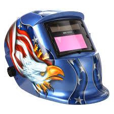 ANCHEER <b>Solar</b> Arc Tig Mig <b>Auto-Darkening Welding Helmet</b> MIG ...