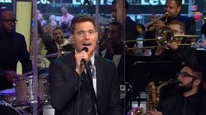 <b>Michael Bublé</b> on Inspiration for New Album, '<b>Nobody</b> But Me' - ABC ...