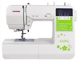 Отзывы <b>Janome 4100L</b> | Швейные машины <b>Janome</b> | Подробные ...