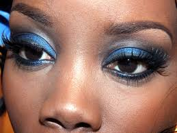 11 images of the tips eye makeup for dark skin