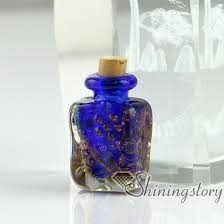 small glass bottles pendant necklaces small decorative glass bottles hand blown glass jewelrychina blown glass bottle pendant