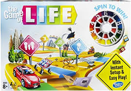 The Game of Life Game: Toys & Games - Amazon.com