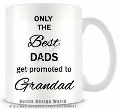 online get cheap promotional travel mugs aliexpress com alibaba only the best dad get promoted to grandad funny novelty travel mug white coffee tea cup personalized birthday easter gifts